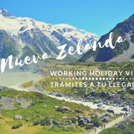 Working Holiday Visa NZ – trámites a tu llegada