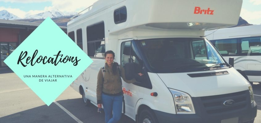 Relocations: una manera alternativa de viajar