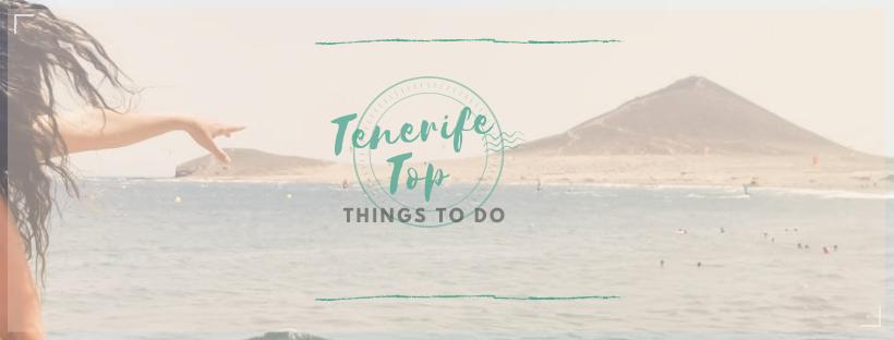 TOP activities to do in Tenerife