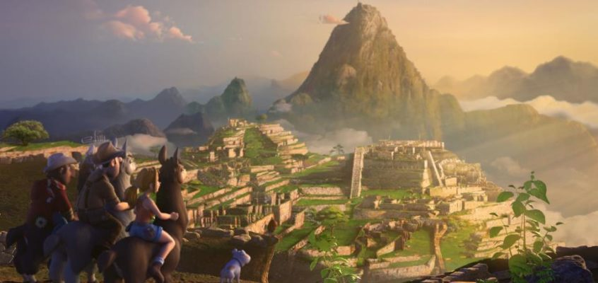 Movies on travel and adventure