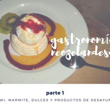 Gastronomía Neozelandesa – p. 1 – kiwi, Marmite, dulces y productos de desayuno