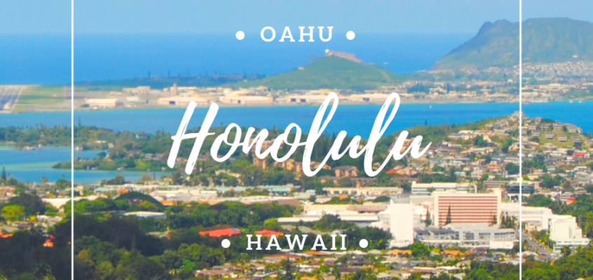 9 images that will inspire you to visit Honolulu, Oahu, Hawaii