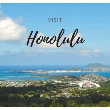 9 images that inspire you to visit Honolulu, Oahu, Hawaii