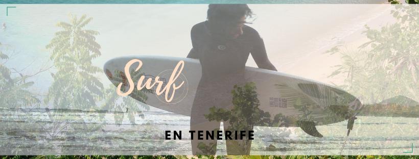 SURF y BODYBOARD en Tenerife – las mejores playas