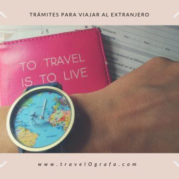 Trámites para viajar-vivir en el extranjero (WHV NZ)