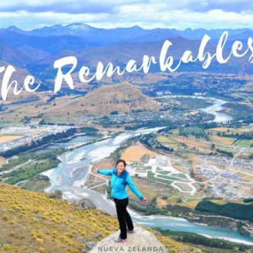The Remarkables, Nueva Zelanda