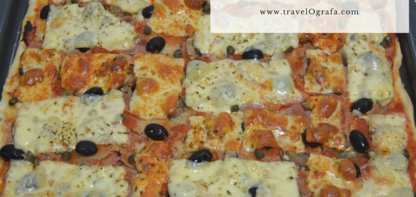 09.02 – El día de la Pizza – *días del año*