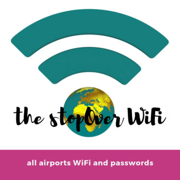 The StopOver WiFi
