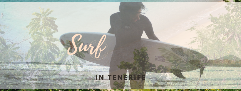Best spots to Surf and Bodyboard in Tenerife